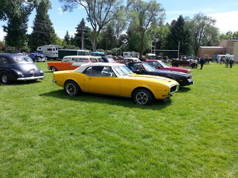 Tautphaus Park Car Show