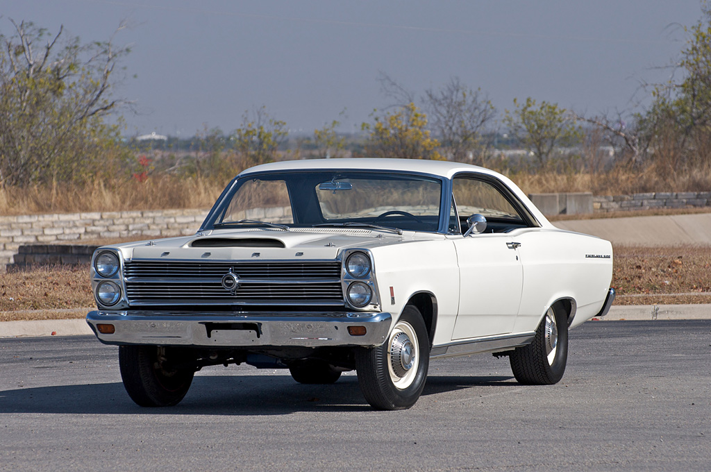 u002766 Fairlane with 427 : information about ford cars - markmcfarlin.com