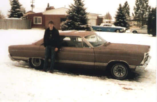 Russ and '67 Fairlane