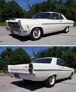 Rare 1967 Ford Fairlane 427