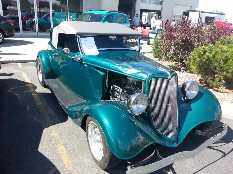 Pocatello Car Dealers >> Car Show at Hirning GMC in Pocatello 2013 – My Fairlane